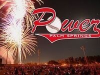 PRO BASEBALL  - July 4th Power Baseball & Fireworks