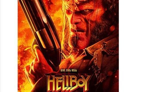Monday Movie: Hellboy