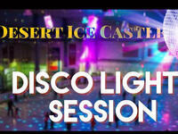 Desert Ice Castle - Disco Lights Session