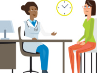 **CANCELLED-Health Bites: Being a Good Patient: Tips for Improving Your Health and Your Partnership with Your Healthcare Provider