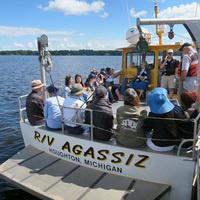 Scientific Excursions Aboard the RV Agassiz