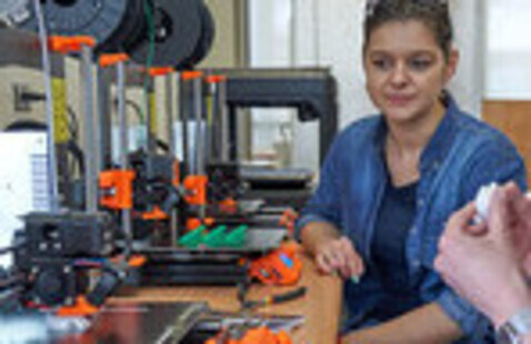 Makerspace and Entrepreneur Center Open House