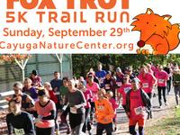 8th Annual Fox Trot 5K Trail Run