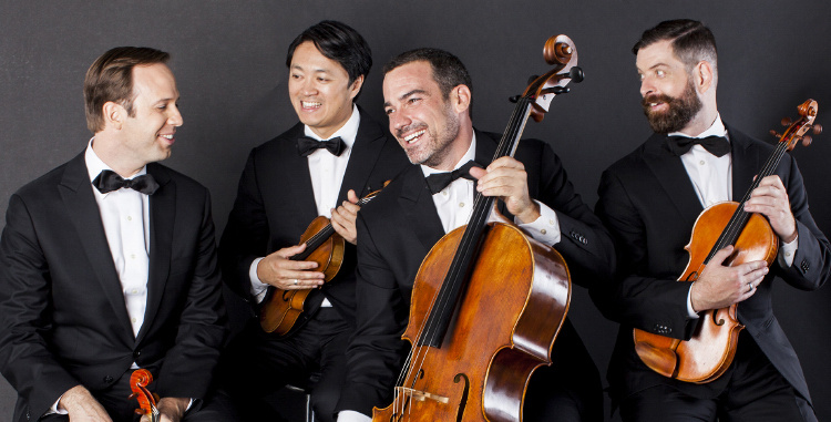 CANCELED: Tri-ART-Míro String Quartet