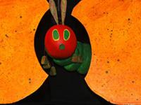 Tri-ART:  The Very Hungry Caterpillar