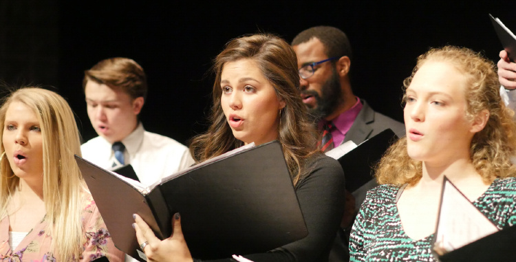 CANCELED: CU Singers and Cantorei