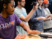 CANCELED: Tri-ART:  CU Percussion Ensemble and CU Steel Band
