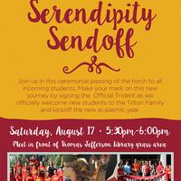 Serendipity Sendoff