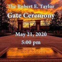 Denver Gate Ceremony- Commencement