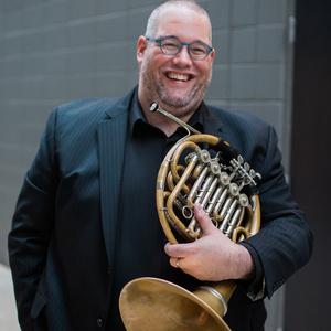 Faculty Artist Series: Andrew Pelletier, horn