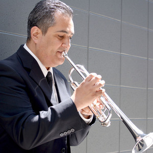Faculty Artist Series: Charles Saenz, trumpet