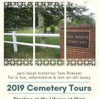 Oak Bluffs Cemetery Walk