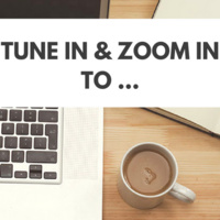Tune in and Zoom in: Getting Your Course Ready