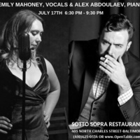 JAZZ WEDNESDAYS - EMILY MAHONEY and ALEX ABDOULAEV