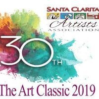 SCAA 30th Art Classic - Artist Reception