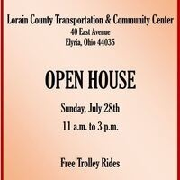 Lorain County Transportation & Community Center Open House