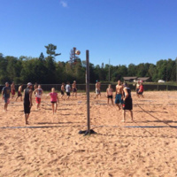 Open Play with Michigan Tech Club Volleyball
