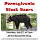 PA's Black Bears