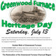 Greenwooid Furnace Heritage Day