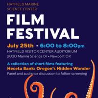 Hatfield Marine Science Center Film Festival