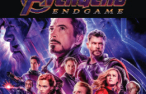 Free Movie Friday featuring Marvel Studios Avengers: Endgame