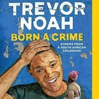 Reed Rainier Chapter Reading Group - Born a Crime by Trevor Noah