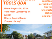 New Faculty Instructional Tools Q&A