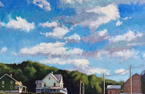 """Summertime"" by Brian Keeler"