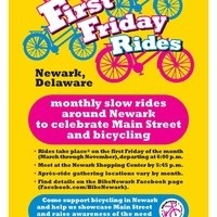 Bike Newark First Friday Rides