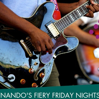 Nando's Fiery Friday Night Concerts