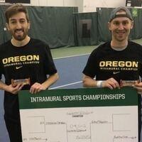 Intramural Tennis Tournament
