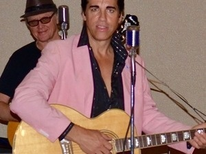 Young Elvis and the Blue Suedes Tribute Show