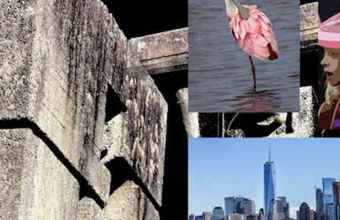 """""""Near and Far,"""" an exhibition of photographs by Nancy Ridenour"""