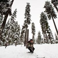 Crater/Diamond Lake Winter Trip