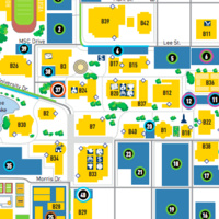 Texas A&M Commerce Campus Map Download the Updated Campus Map   A&M Commerce Community Calendar