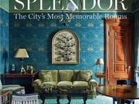 Wendy Moonan, Author of New York Splendor: The City's Most Memorable Rooms
