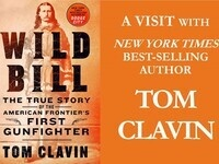 A Visit with Tom Clavin