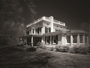 Ghost Hunting at the Rogers Mansion