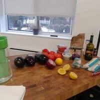 Cook Smart Demonstration for Kidney Health