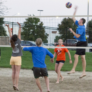 Intramural Sports Fall Registration I