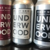 Canned Wine Dinner