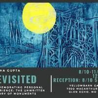 Revisited: Solo Art Show, Trisha Gupta
