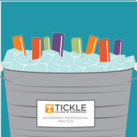 Pop-in for a Popsicle with Engineering Professional Practice