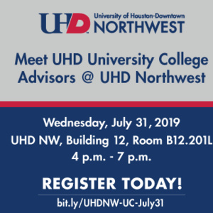 Meet Advisors from the BS in Interdisciplinary Studies at UHD NW