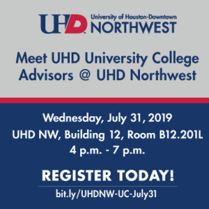 Meet Advisors from the BAAS in Applied Administration at UHD NW