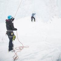Lake City Ice Climbing Weekend Adventure (Overnight)