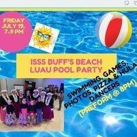 ISSS Buff's Beach Luau Pool Party