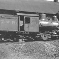 The Tionesta Valley Railroad