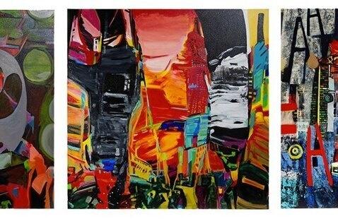 """""""Yellow Bone: Sam Watkins"""" Artist Talk"""