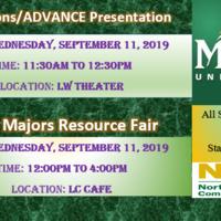 GMU Majors Fair